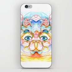The Lion iPhone Skin