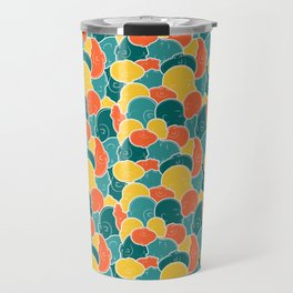 Smoosh Face Travel Mug
