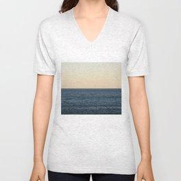 Horizon Unisex V-Neck