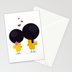 Afro Love Stationery Cards