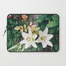 Beautiful Garden colours Laptop Sleeve
