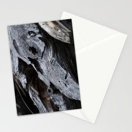 300 Year Old Tree Bark 2 Stationery Cards