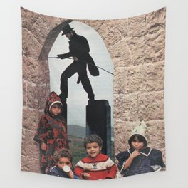 Outdoor Shenanigans Wall Tapestry