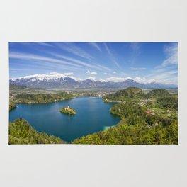 Lake Bled Rug