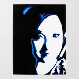 Portrait of Elizabeth Poster