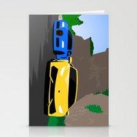lamborghini Stationery Cards featuring Lamborghini & Bugatti by Szilárd A Legjobb