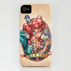 SIREN iPhone (4, 4s) Slim Case
