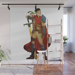 Ikeabek Wall Mural