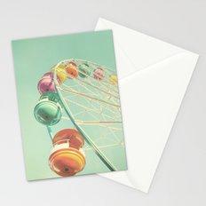 Rainbow Wheel Stationery Cards