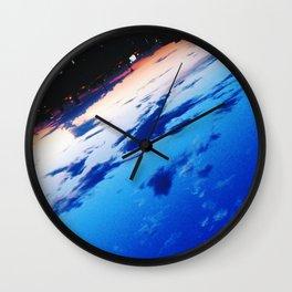 Panem Sky Wall Clock