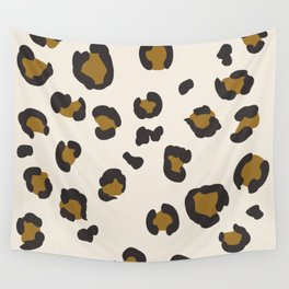 SEEING SPOTS - NEUTRAL Wall Tapestry