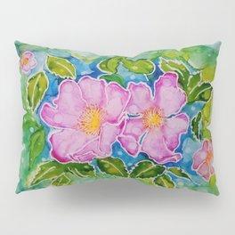 Alberta Wild Rose Pillow Sham