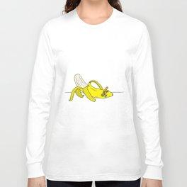 BANANA SPILT! Long Sleeve T-shirt
