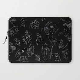 Seeds and Pods Laptop Sleeve