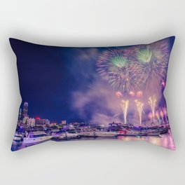 Happy Birthday America -3 Rectangular Pillow