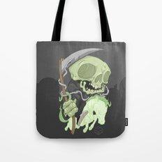 The Four Horsemen of the Apocalypse (Green) Tote Bag