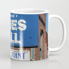 Mr. Handy's Blues Hall Juke Joint Coffee Mug