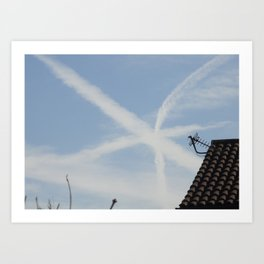 Star in the Sky Art Print