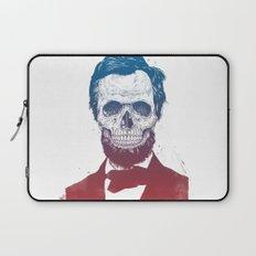 Dead Lincoln Laptop Sleeve