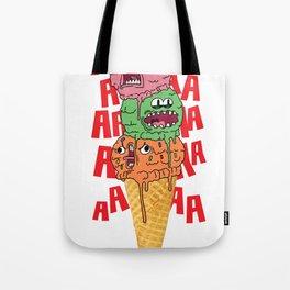 Ice Scream Tote Bag