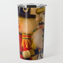 Nut Crackers Travel Mug
