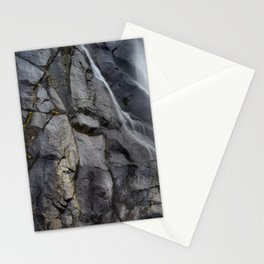 Aber Waterfall mimetolith Stationery Cards