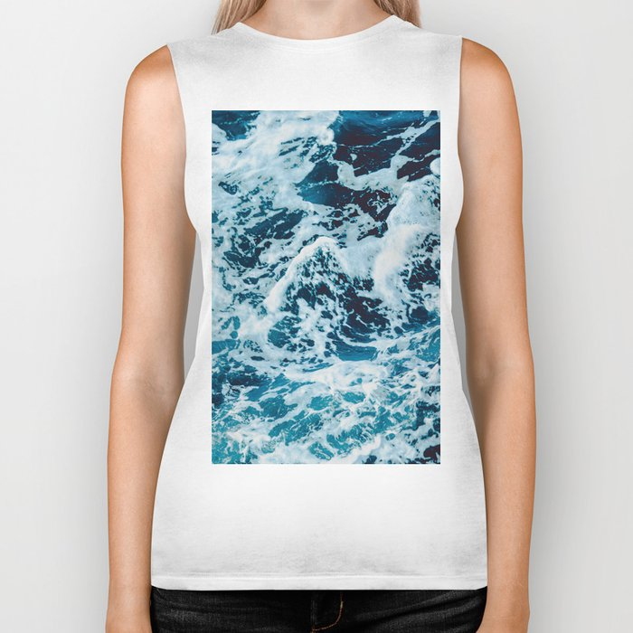 Lovely Seas Biker Tank