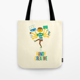 The Handy Creative Tote Bag