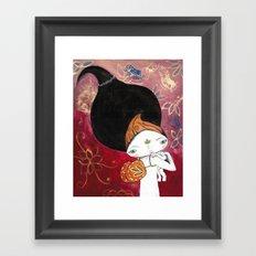 Thuli Framed Art Print