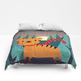 Little tiger Comforters