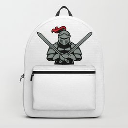 Double Sworded Knight Backpack