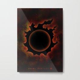 Dalamud Metal Print