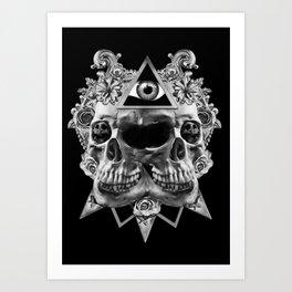 VISION I Art Print