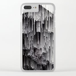 Der Tod Clear iPhone Case