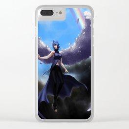 konan Clear iPhone Case