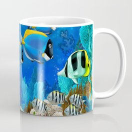Heart of the Atlantic Coffee Mug