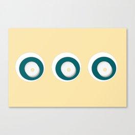 GEometrics Collection Canvas Print