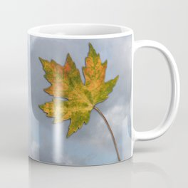 Maple leaf in autumn Coffee Mug