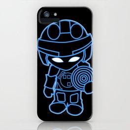 Mini Tron iPhone Case