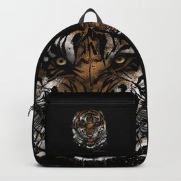 Tiger Face (Signature Design) Backpack