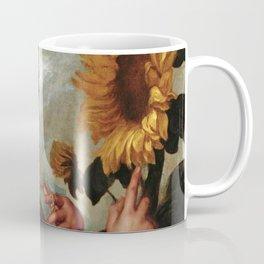 Anthony van Dyck - Self-portrait with a Sunflower Coffee Mug