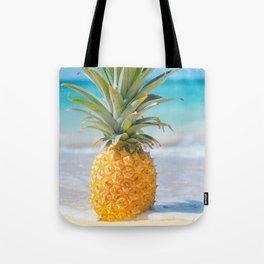 Aloha Pineapple Beach Kanahā Maui Hawaii Tote Bag