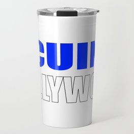 CUIN Hollywood Travel Mug
