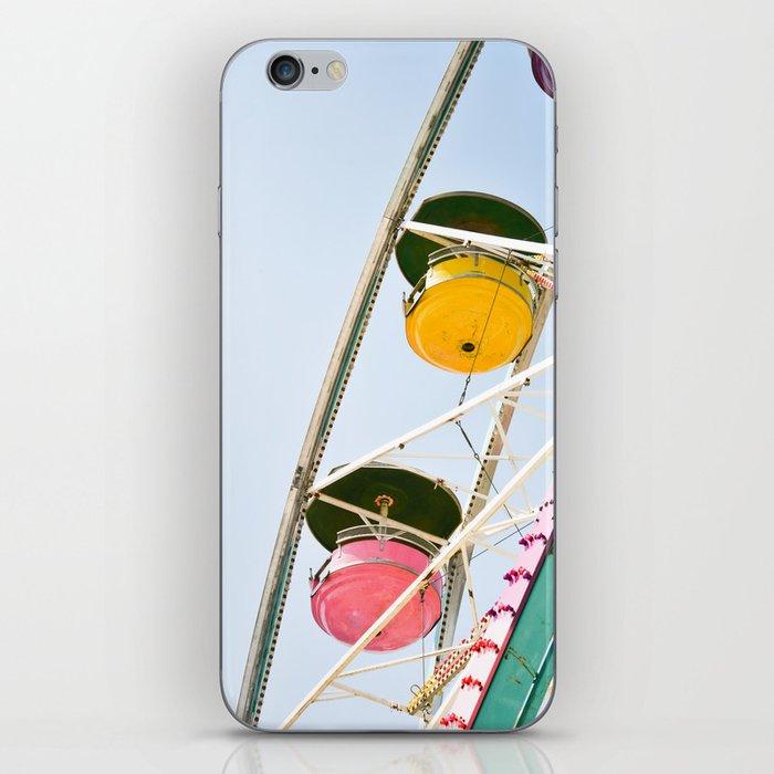 Carefree Summer of Love iPhone Skin