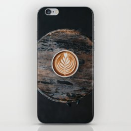 Coffe Art iPhone Skin