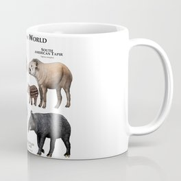 Tapirs of the World Coffee Mug