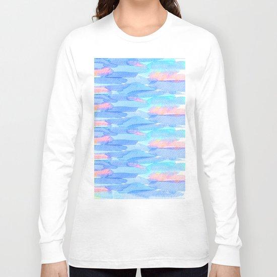 Watercolor delight Long Sleeve T-shirt
