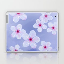 Cherry Blossoms - Painting Laptop & iPad Skin