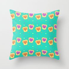 Sweet Lovers - Pattern Throw Pillow