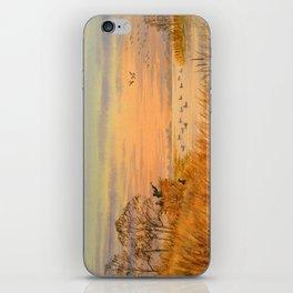 Duck Hunters Calling iPhone Skin